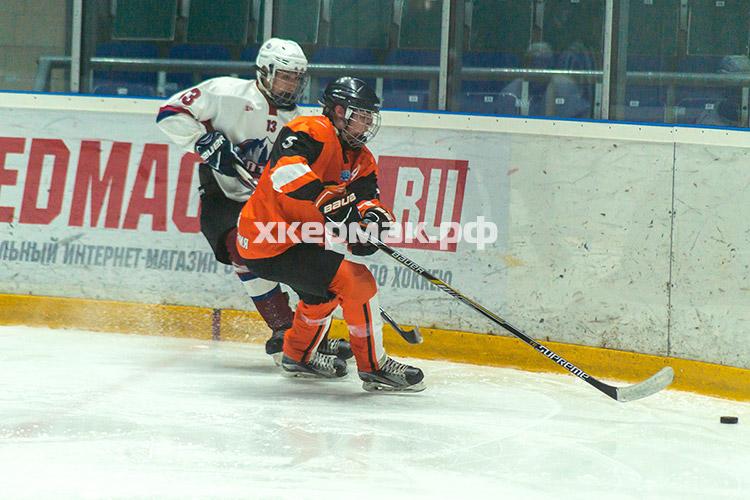 ЮХЛ: «Ермак» – «Алтай» матч 1