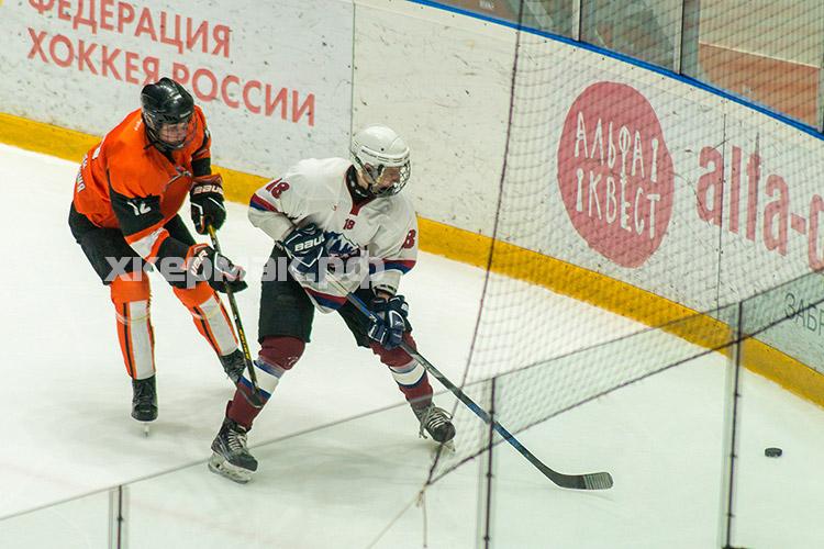 ЮХЛ: «Ермак» – «Алтай» матч 2