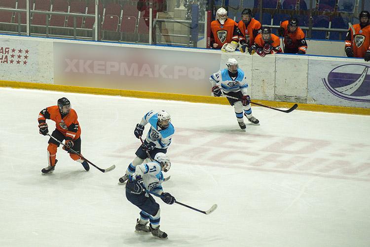 ЮХЛ: «Ермак» - «Сибирь-2002» матч 2