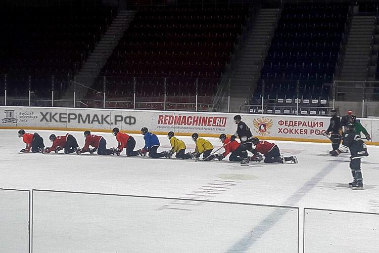 ЮХЛ: «Ермак» отправился в Хабаровск