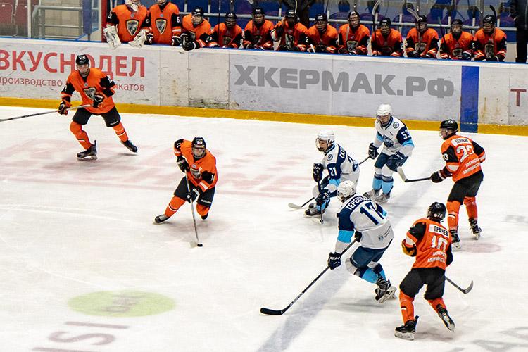ЮХЛ: «Ермак» – «Сибирь» матч 2